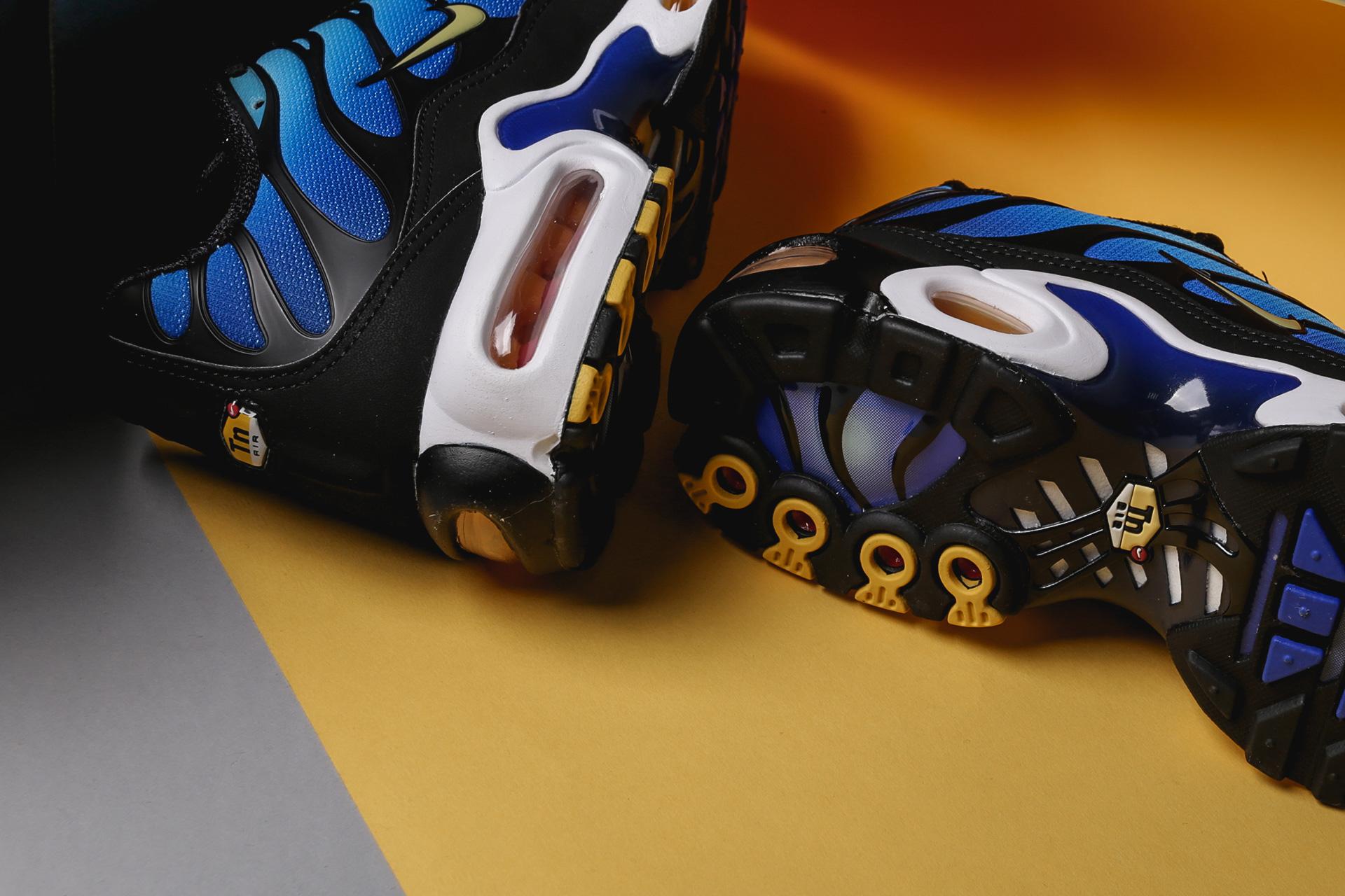 8ed3af9e07e231 ... Купить мужские синие кроссовки Nike Air Max Plus OG - фото 3 картинки  ...