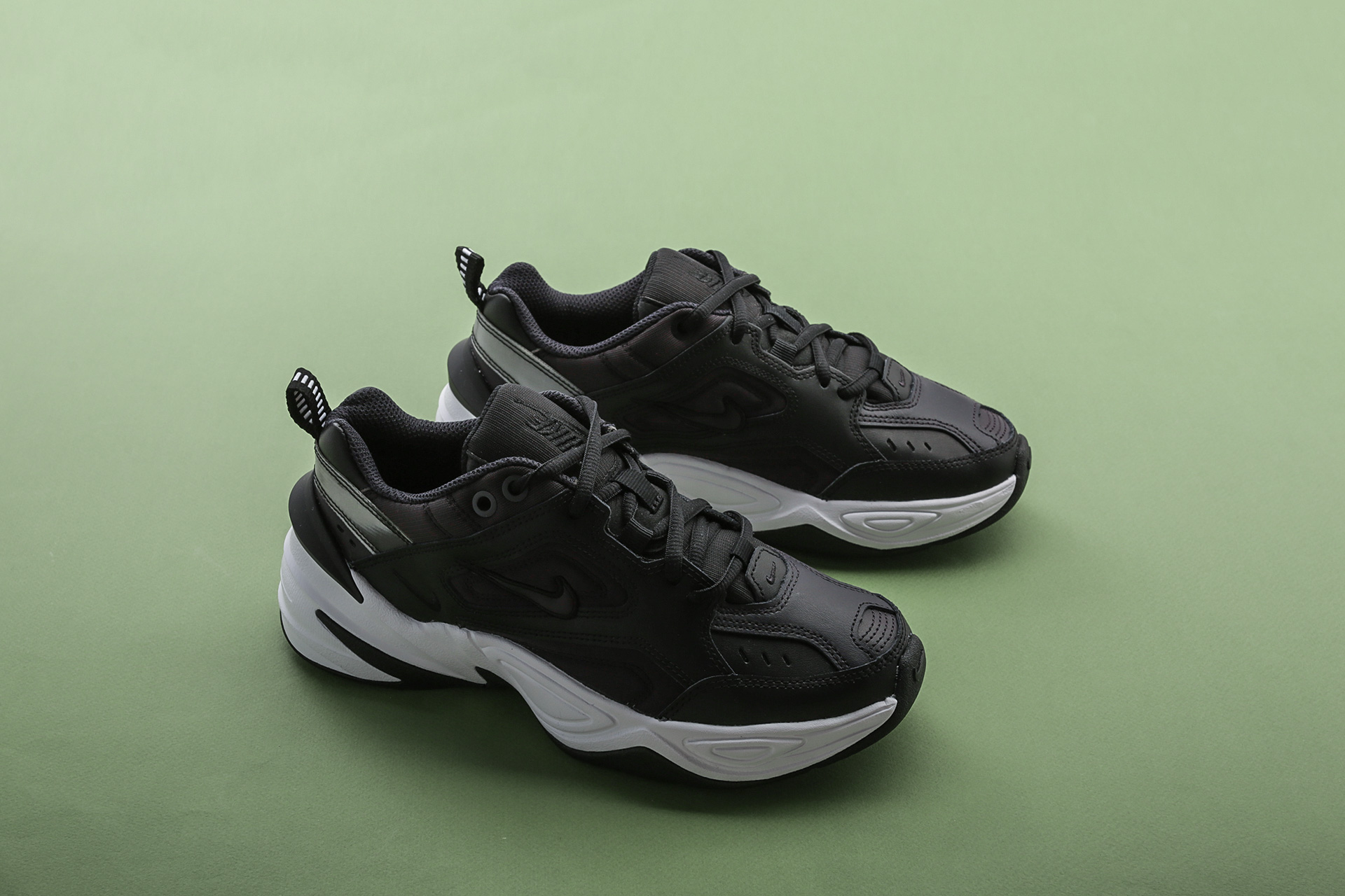 f9388929615bf Купить черные женские кроссовки WMNS M2K Tekno от Nike (BQ3378-002 ...