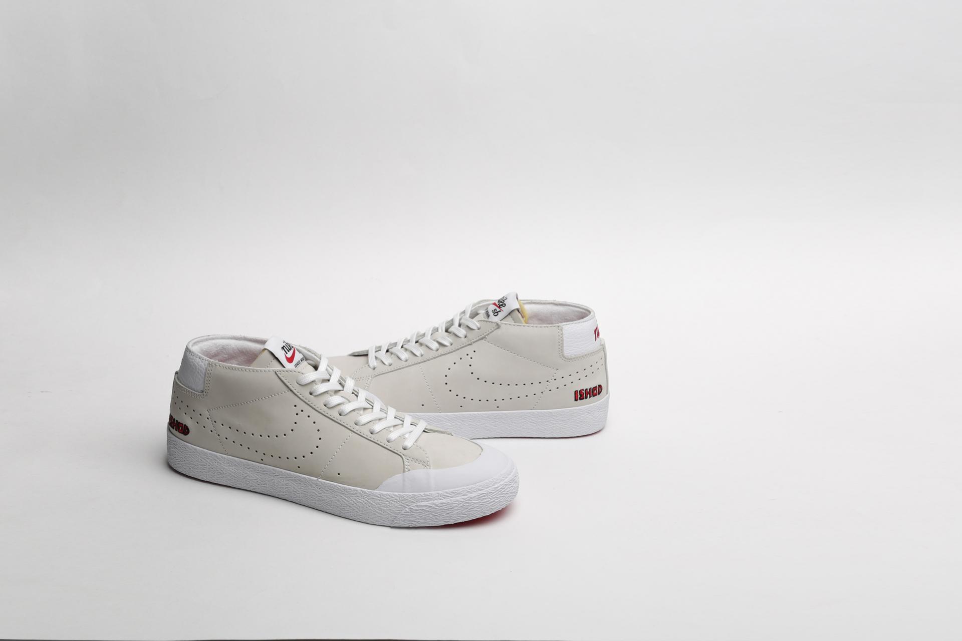 2df9be8519a5 Купить бежевые мужские кроссовки SB Zoom Blazer Chukka XT QS от Nike ...