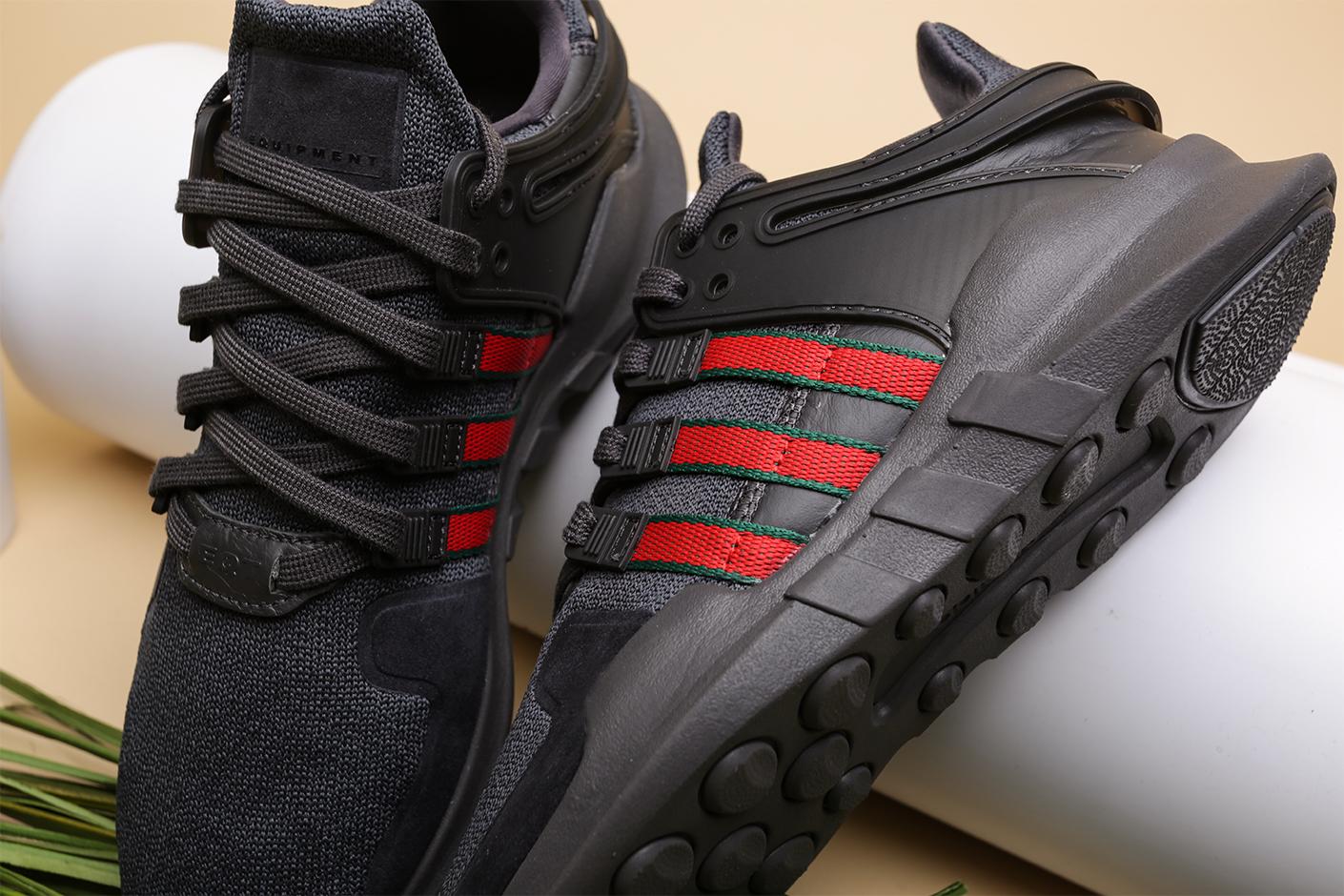 competitive price 5c403 954c8 Купить черные мужские кроссовки EQT Support ADV от adidas ...