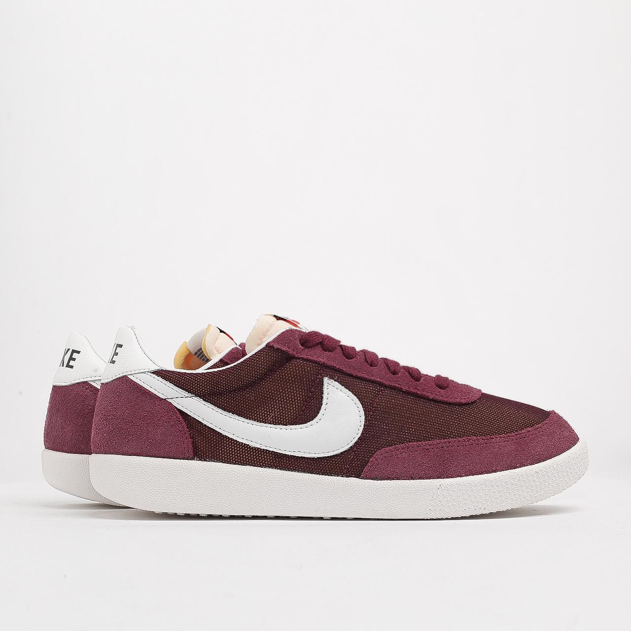 Купить бордовые мужские кроссовки Killshot SP от Nike (DC1982-600) по цене 6990 рублей