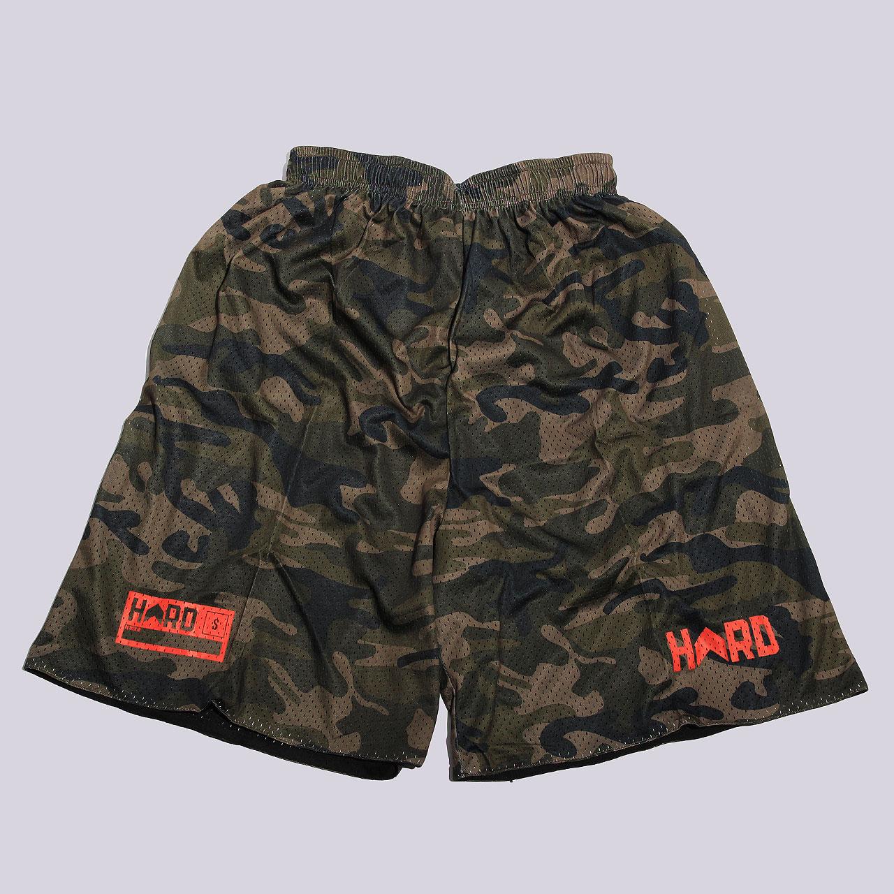 Шорты Hard HRD Shorts