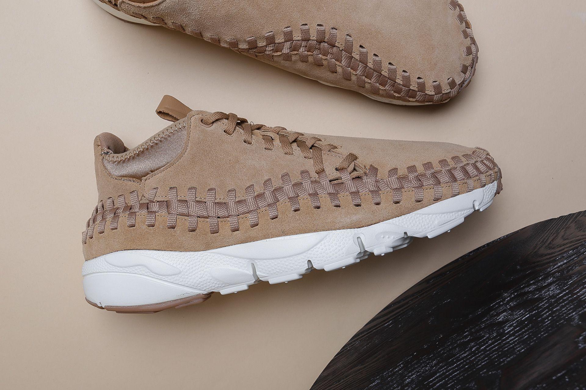 pretty nice ad578 e70c5 ... Купить мужские кроссовки Nike Air Footscape Woven Chukka - фото 2  картинки ...