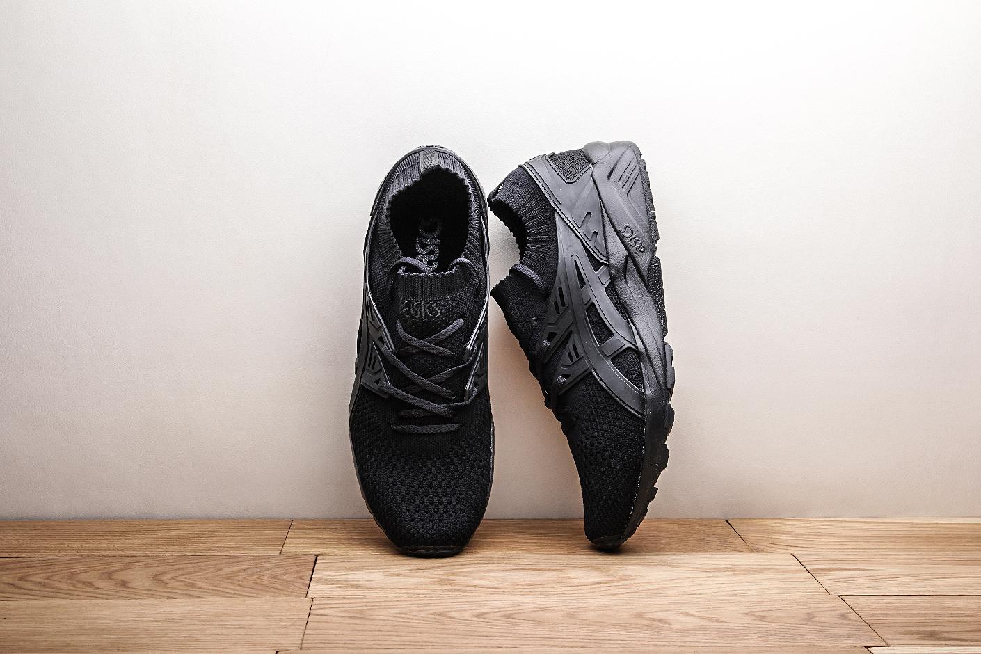 ee853270 Купить черные мужские кроссовки Gel-Kayano Trainer Knit от ASICS ...