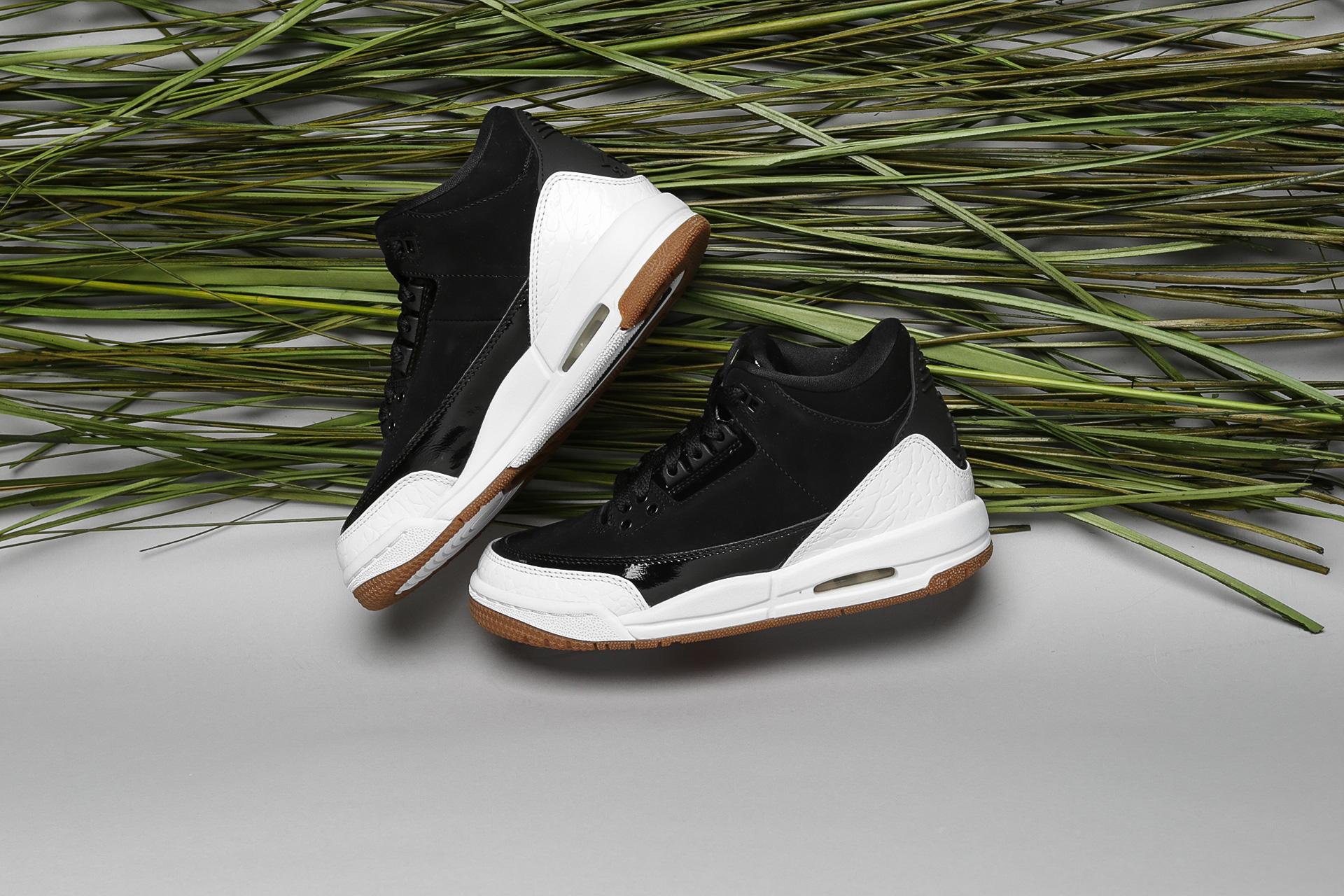 50772029f6ab Купить черные женские кроссовки III Retro GG от Jordan (441140-022 ...