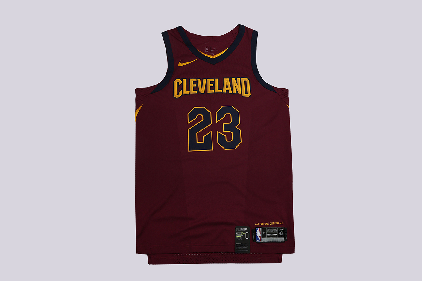 pretty nice 3b23e c1b1d Мужская Майка Lebron James Icon Edition Authentic Jersey Nike (863018-677)