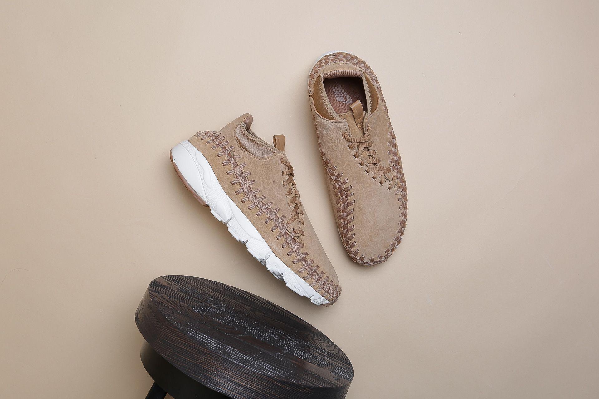 the latest 53928 c5c65 Купить мужские кроссовки Nike Air Footscape Woven Chukka