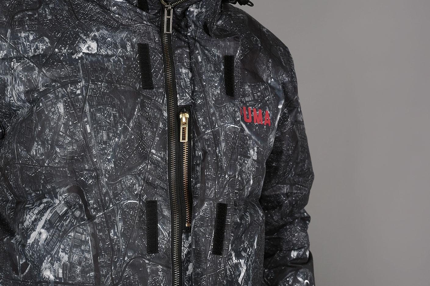 e6e82c27832 Серый мужской пуховик х O.MOSCOW Jacket от Puma (57688251) по цене ...