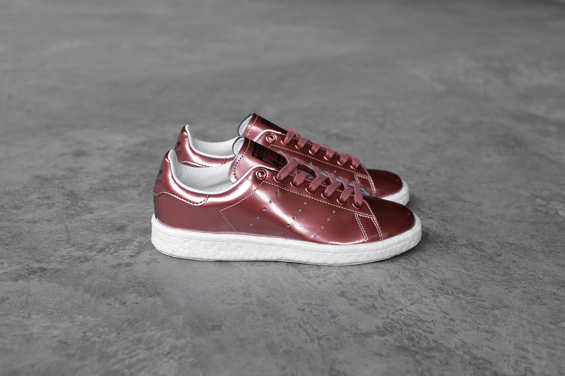 82805a4467b1 ... Купить женские красные кроссовки adidas Originals Stan Smith W - фото 6  картинки ...
