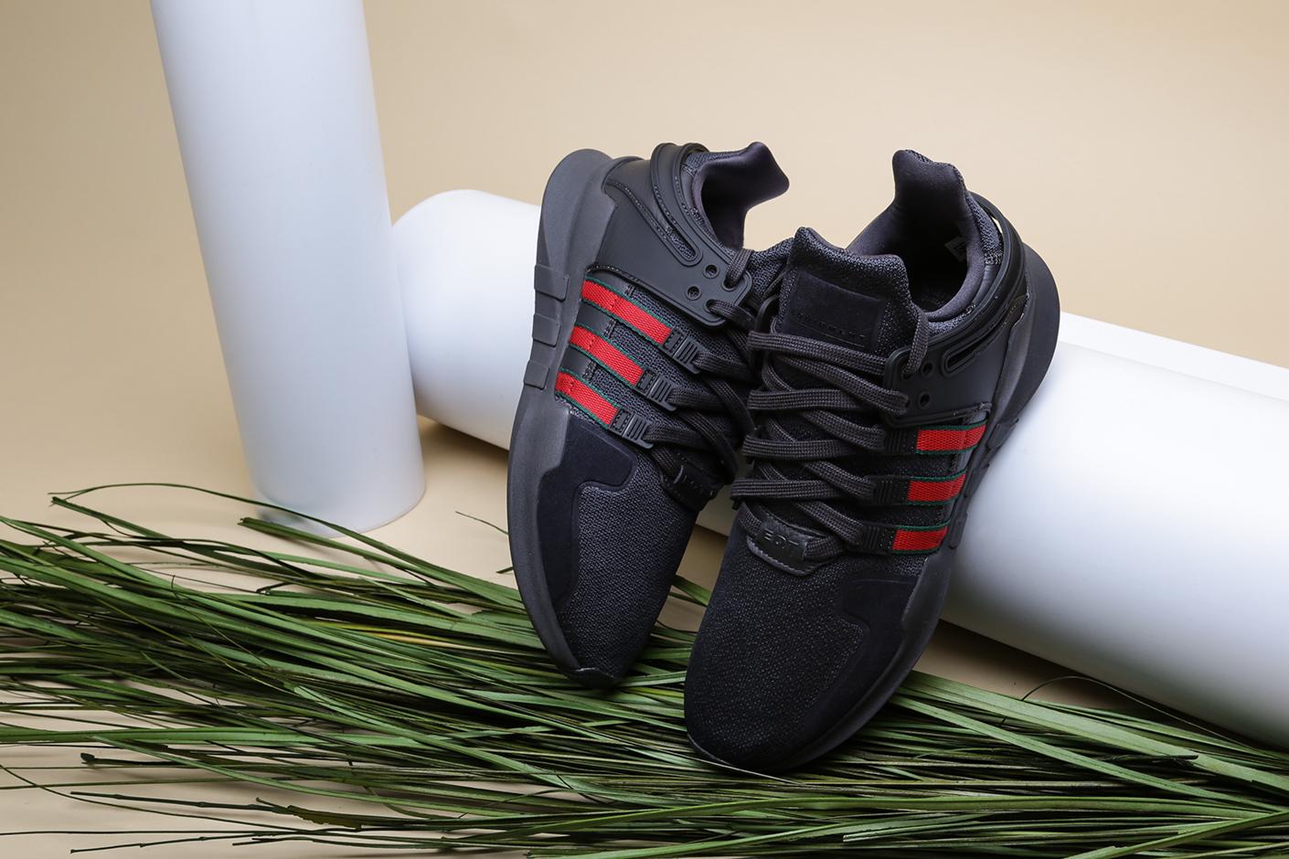 competitive price e849e 0f523 Купить черные мужские кроссовки EQT Support ADV от adidas ...