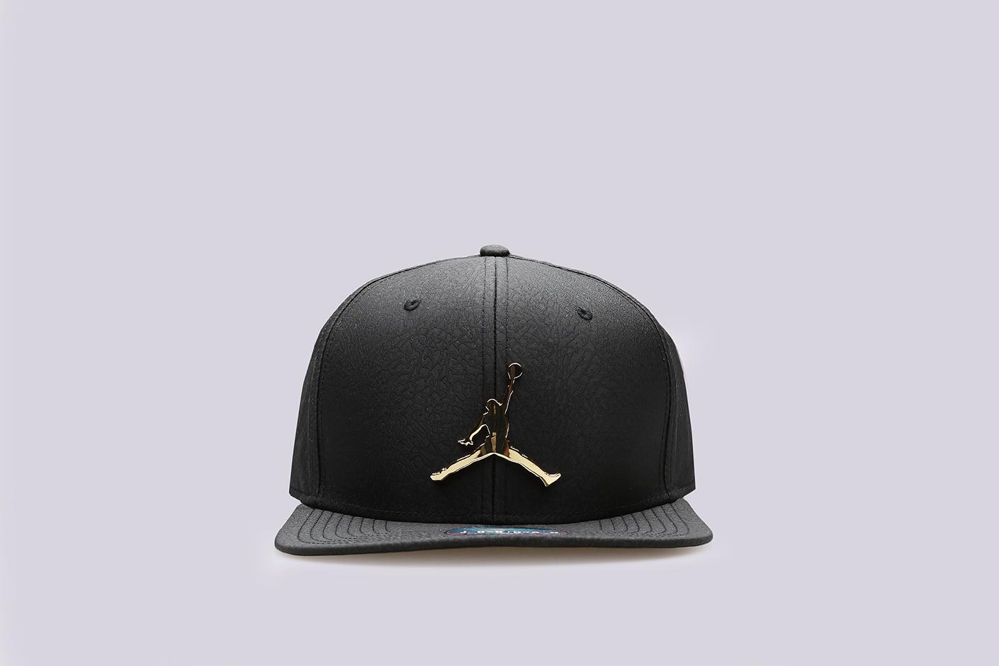 Черная кепка Jumpman Elephant Ingot Pro от Jordan (AH1576-010) по ... 38c9a49490e