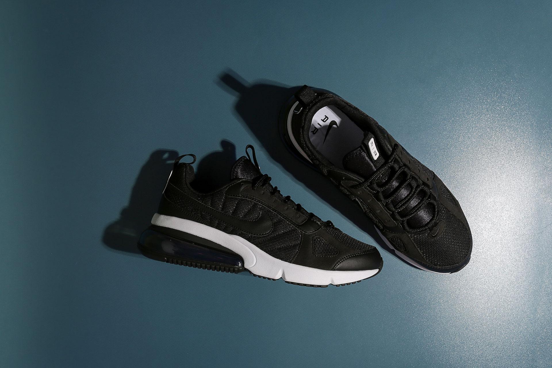 11ff1cdd Купить черные мужские кроссовки Air Max 270 Futura от Nike (AO1569 ...