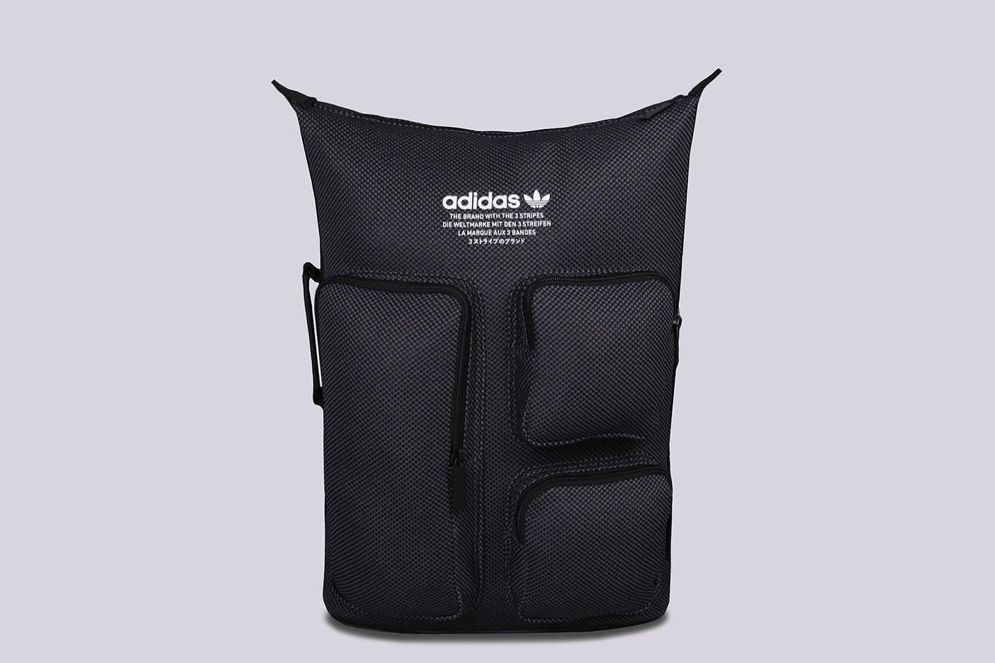 Серый рюкзак NMD BP S 22.4L от adidas Originals (DH3078) по цене ... b43093d7caf