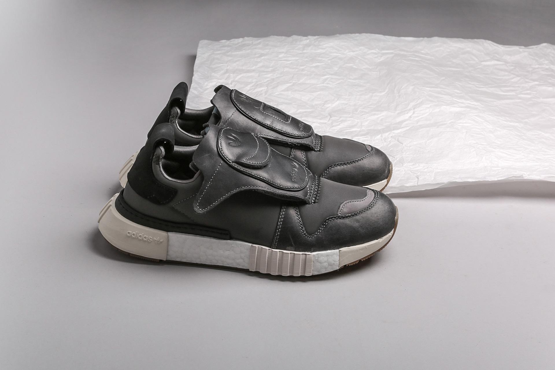 520db9cc Купить серые мужские кроссовки Futurepacer от adidas Originals ...