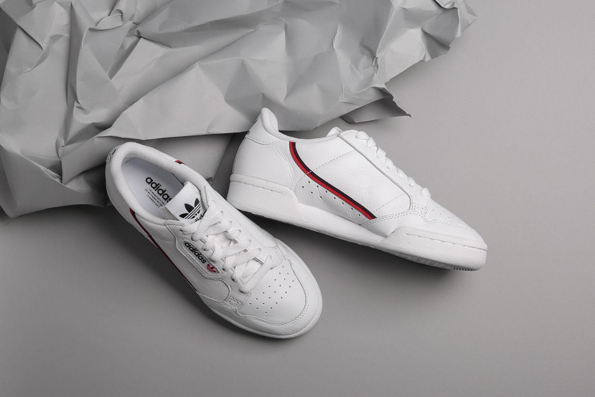 d789f6fb ... Купить белые кроссовки adidas Originals Continental 80 - фото 5 картинки