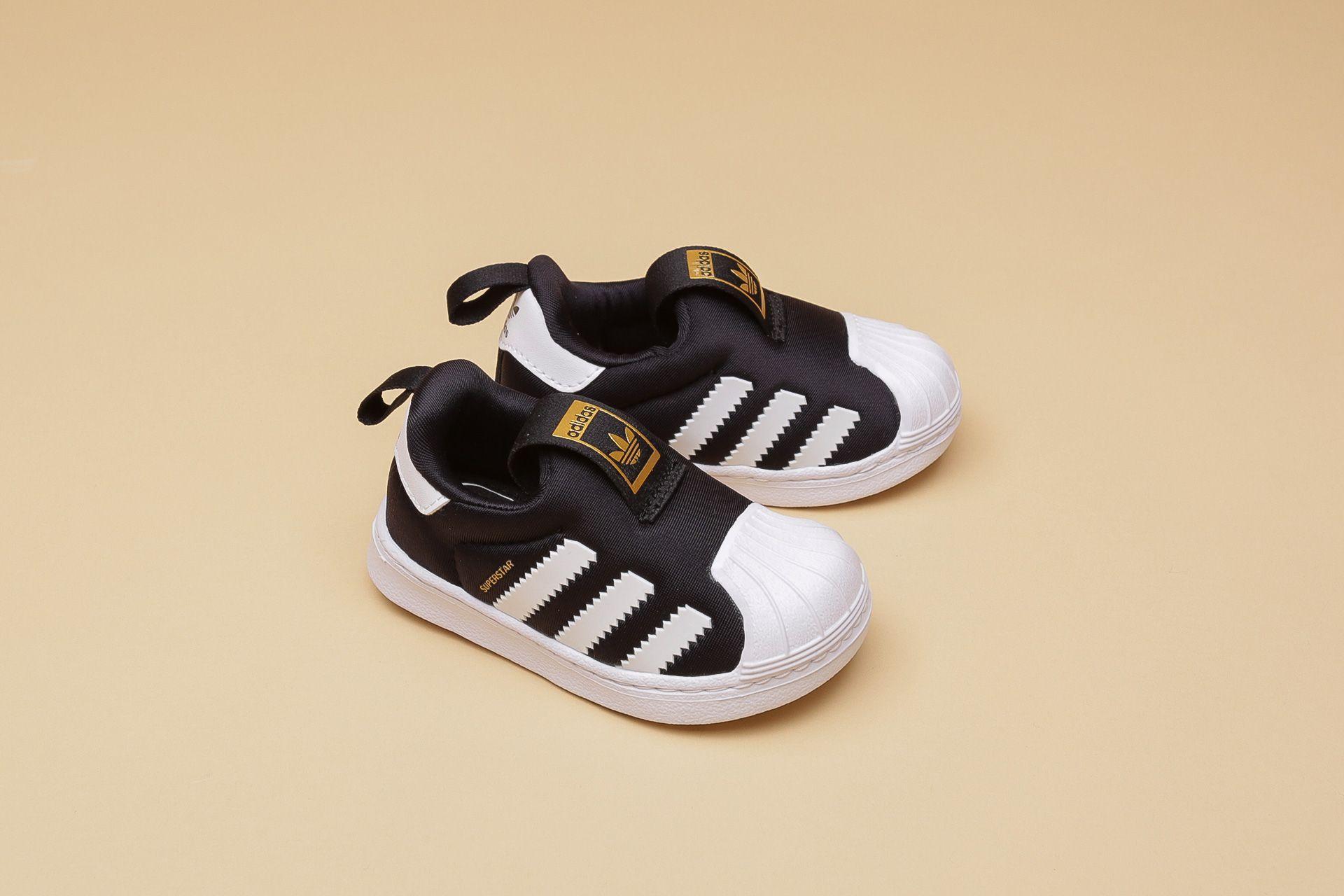 9f363ab3 Купить черные детские кроссовки Superstar 360 I от adidas Originals ...