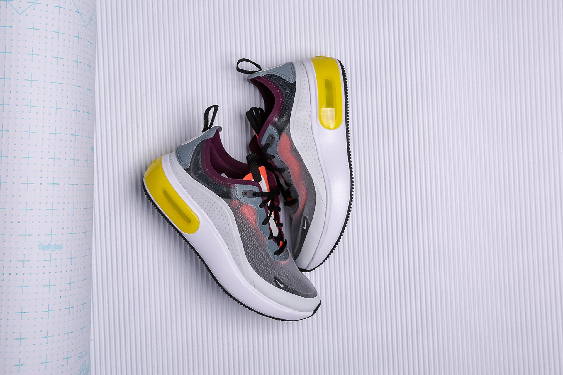 d8629df1 Купить серые женские кроссовки Air Max Dia SE QS от Nike (AV4146-001 ...