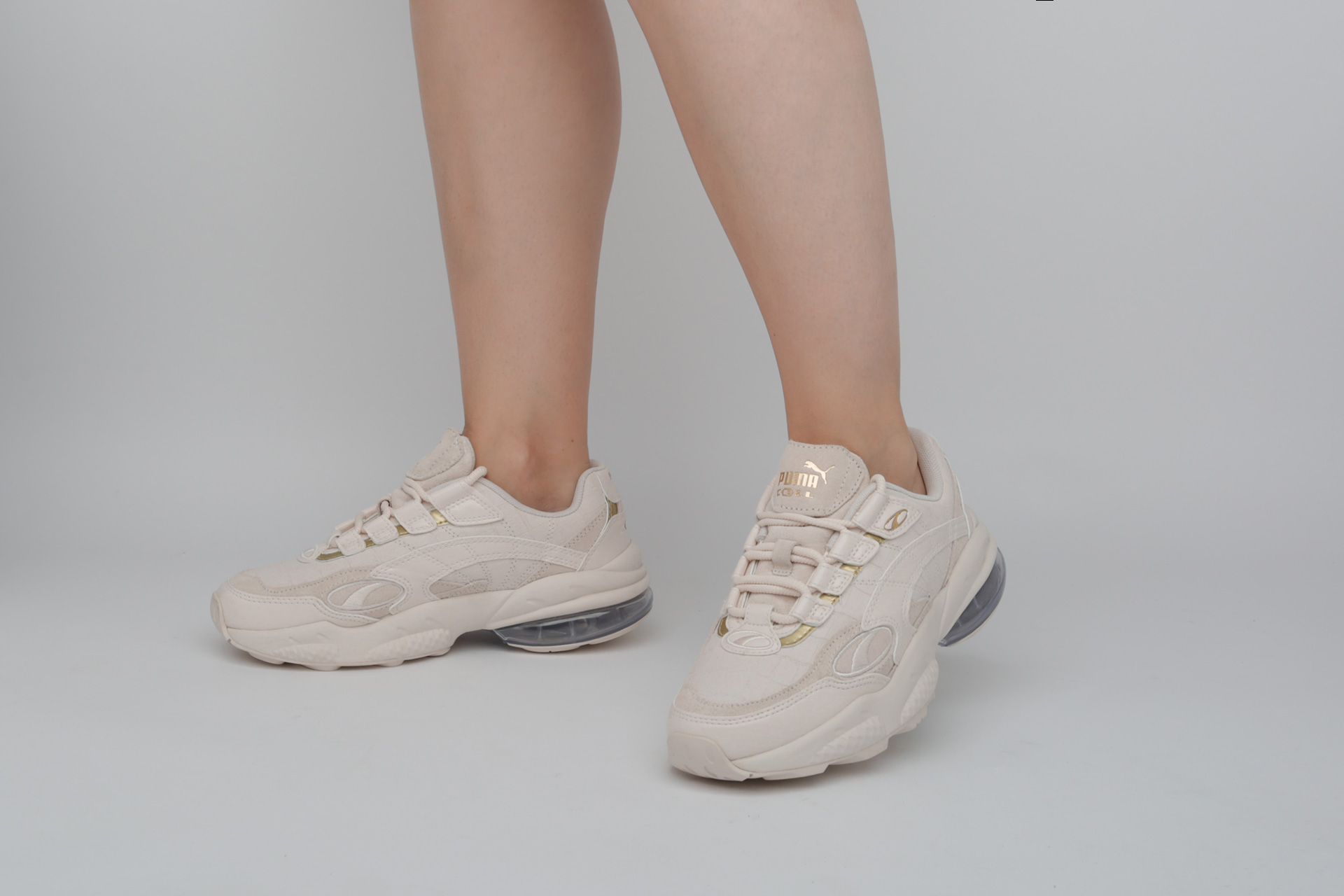 Купить бежевые женские кроссовки Cell Venom Hypertech Wn's ...