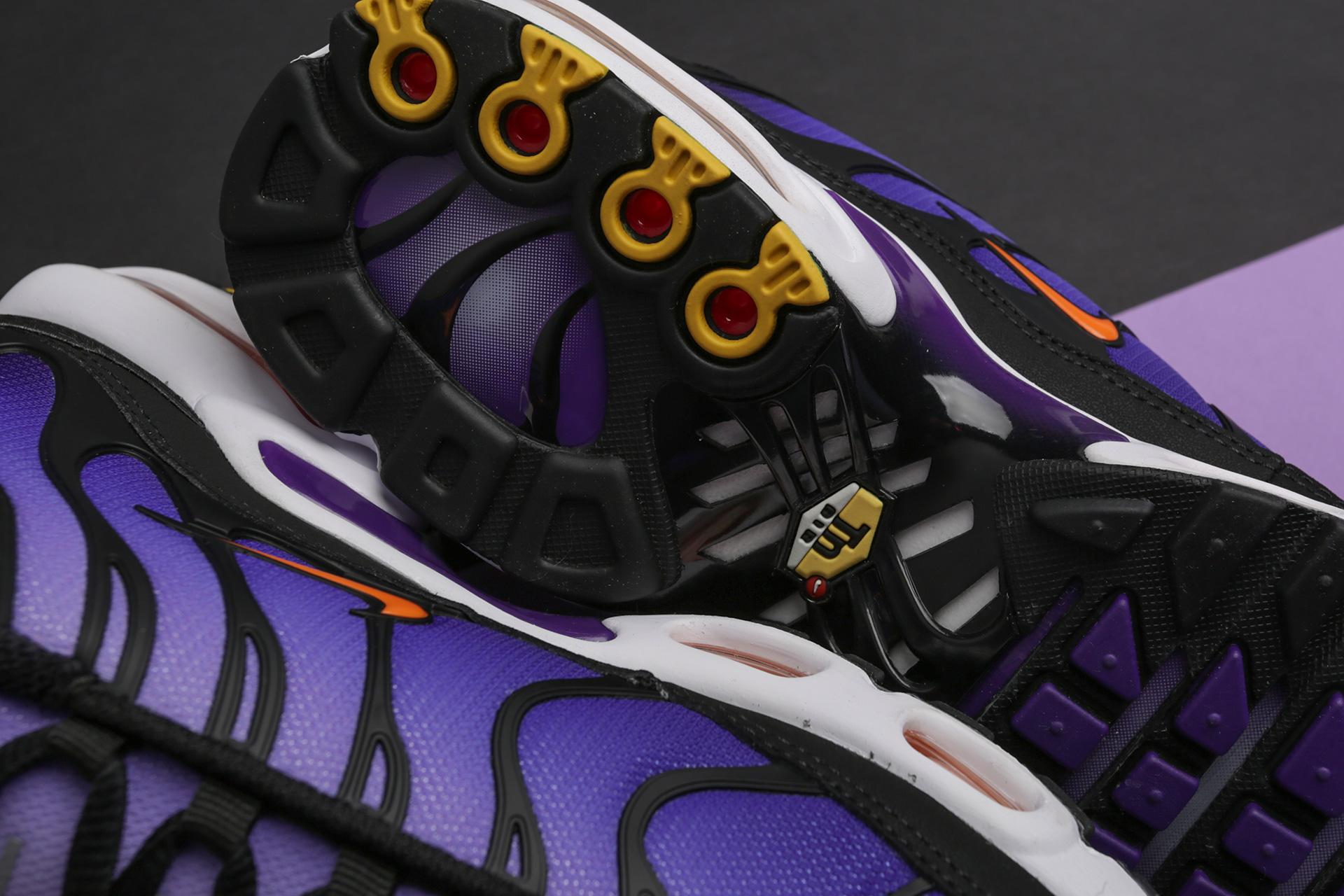 9d2b2f8dc21c1c ... Купить мужские фиолетовые кроссовки Nike Air Max Plus OG - фото 6  картинки