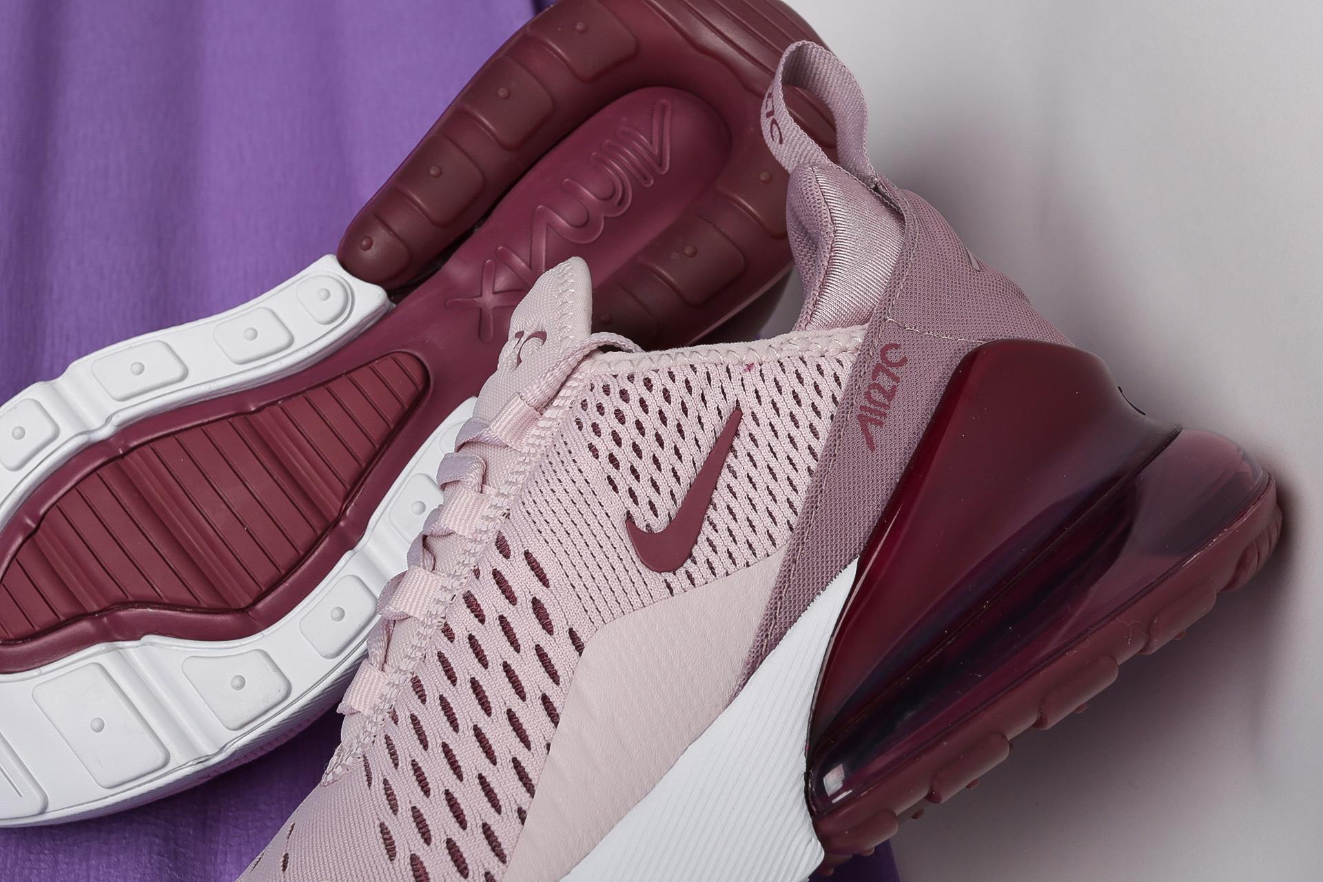 7718da81 ... Купить женские розовые кроссовки Nike WMNS Air Max 270 - фото 4 картинки