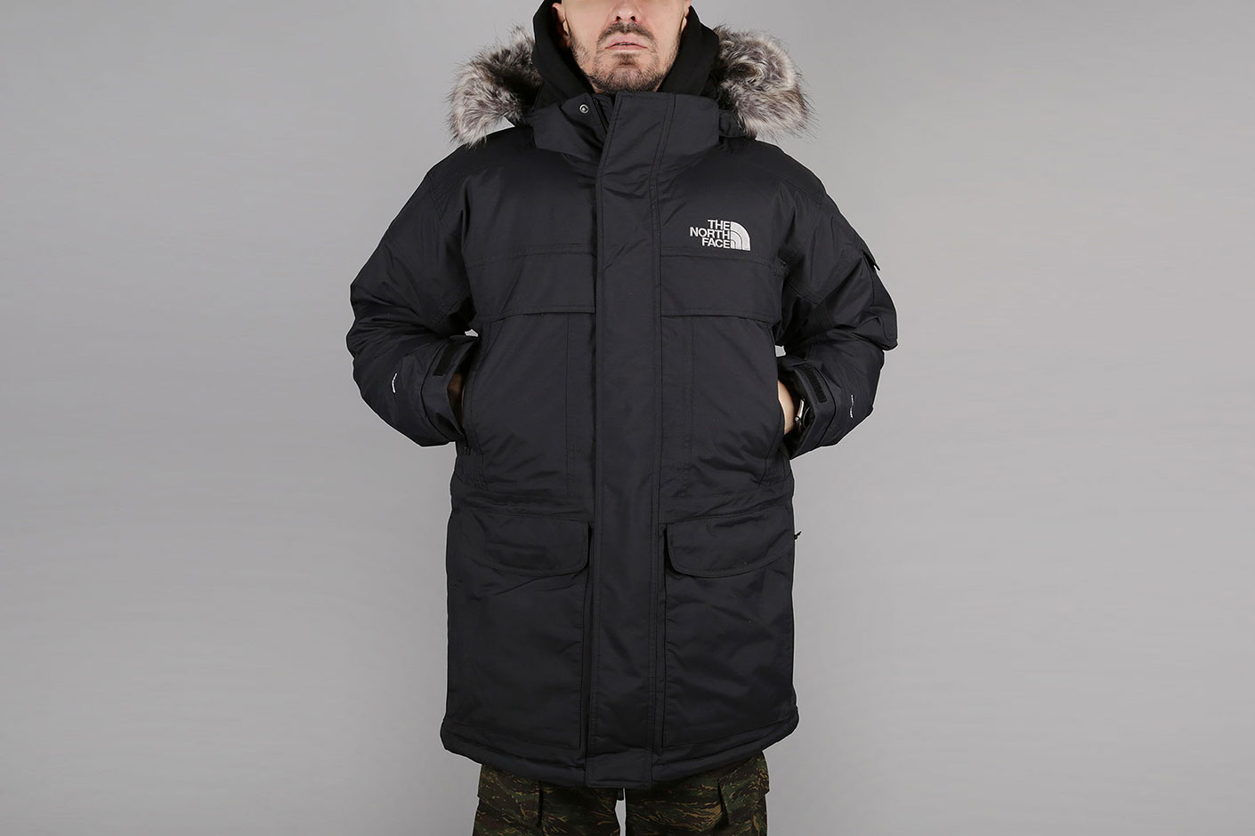 Мужской пуховик The North Face  The North Face Mcmurdo Parka