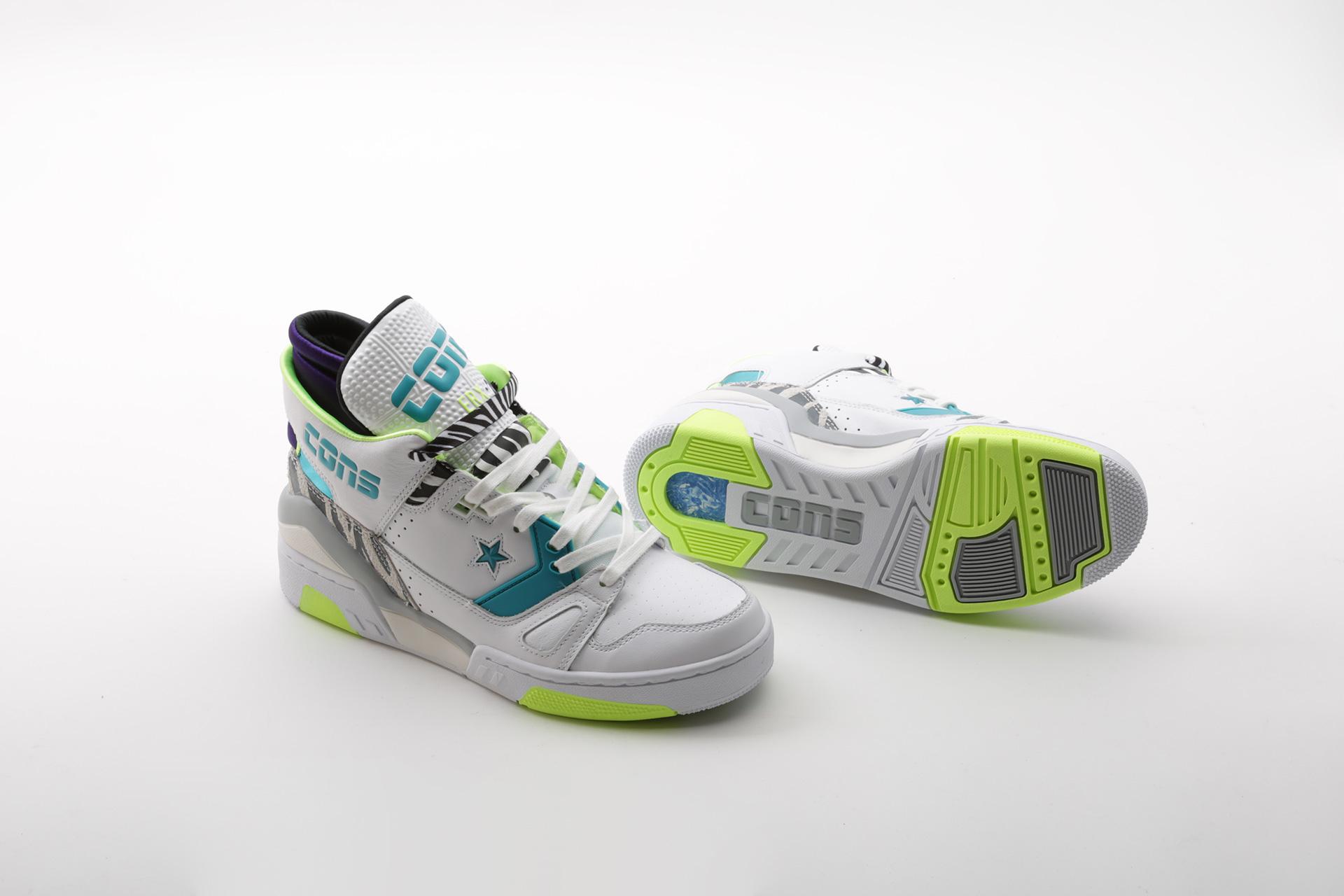 5445f250 ... Купить мужские белые кроссовки Converse Don C ERX 260 Mid - фото 3  картинки ...