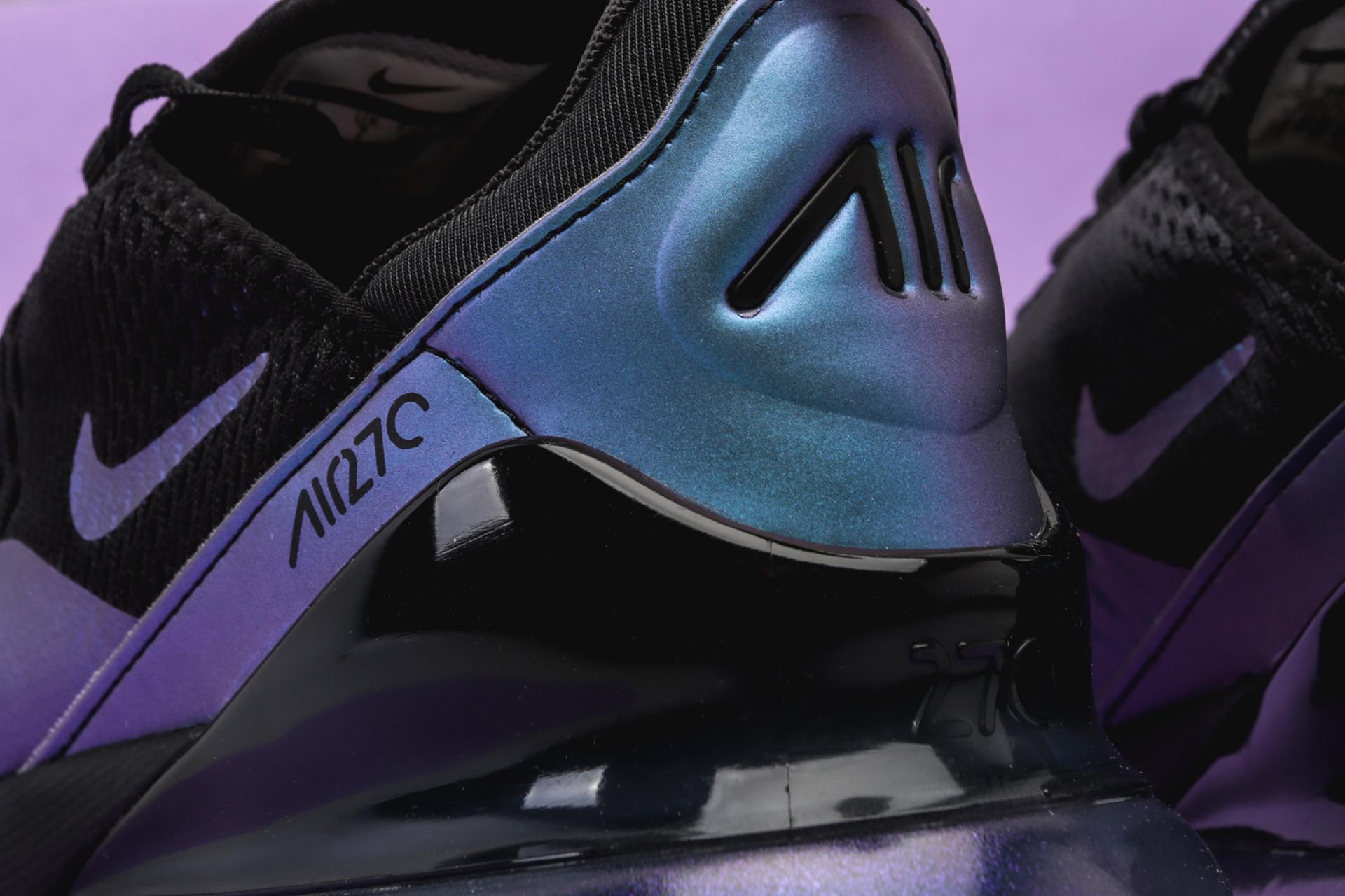 7acc994e Купить черные мужские кроссовки Air Max 270 от Nike (AH8050-020) по ...