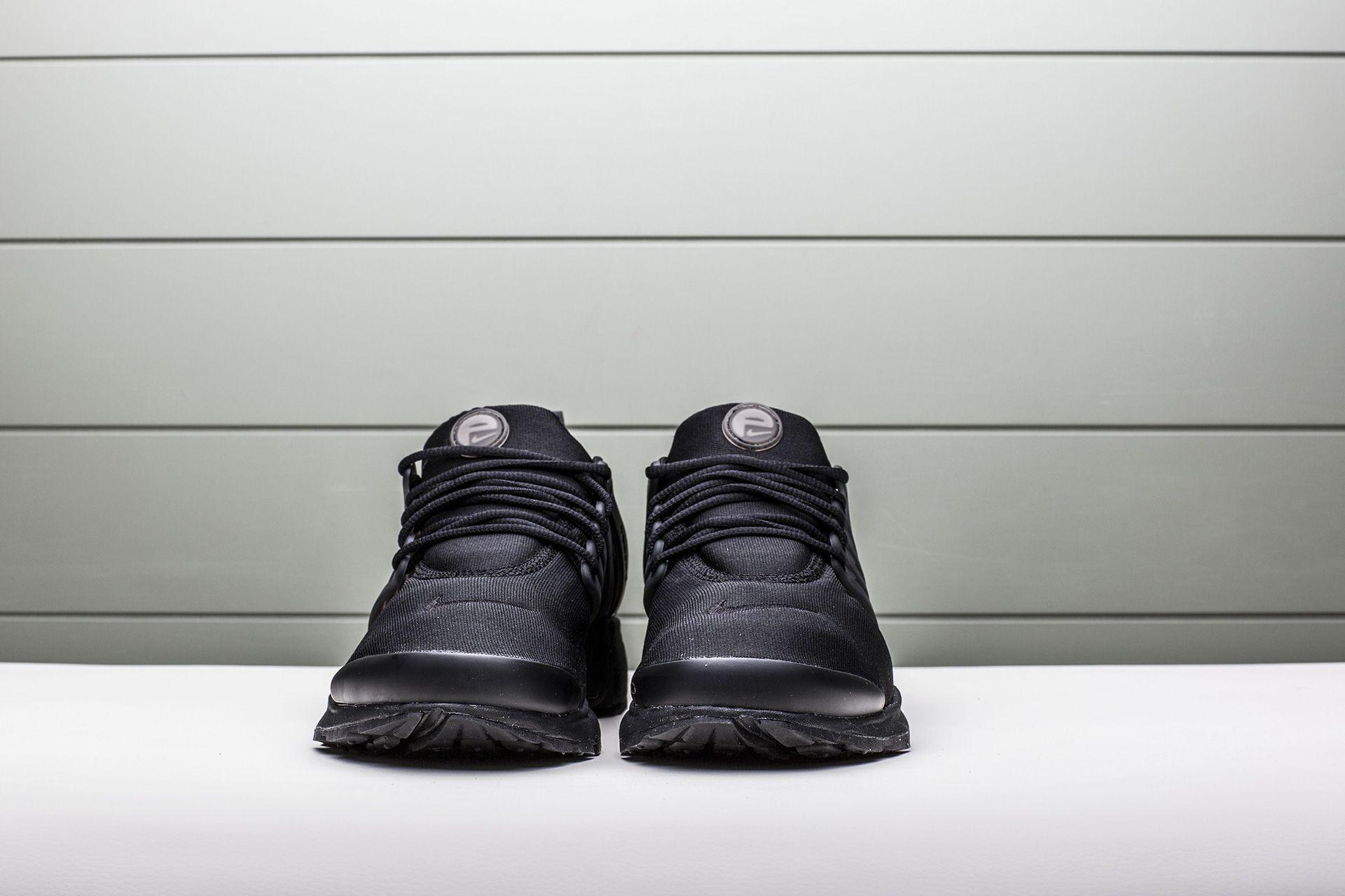 5e22f34d ... Купить мужские черные кроссовки Nike Air Presto Essential - фото 2  картинки ...