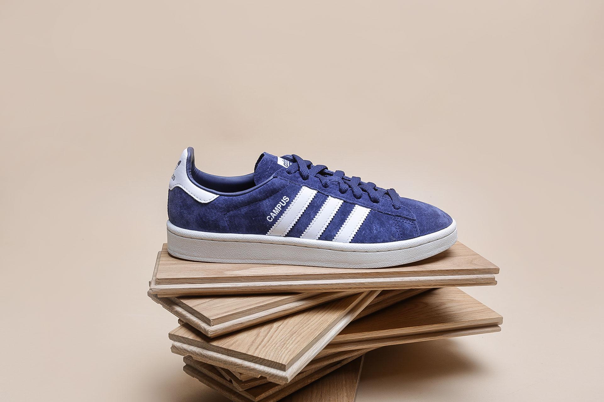 88fb27c8739d14 Купить синие мужские кроссовки Campus от adidas Originals (BZ0086 ...