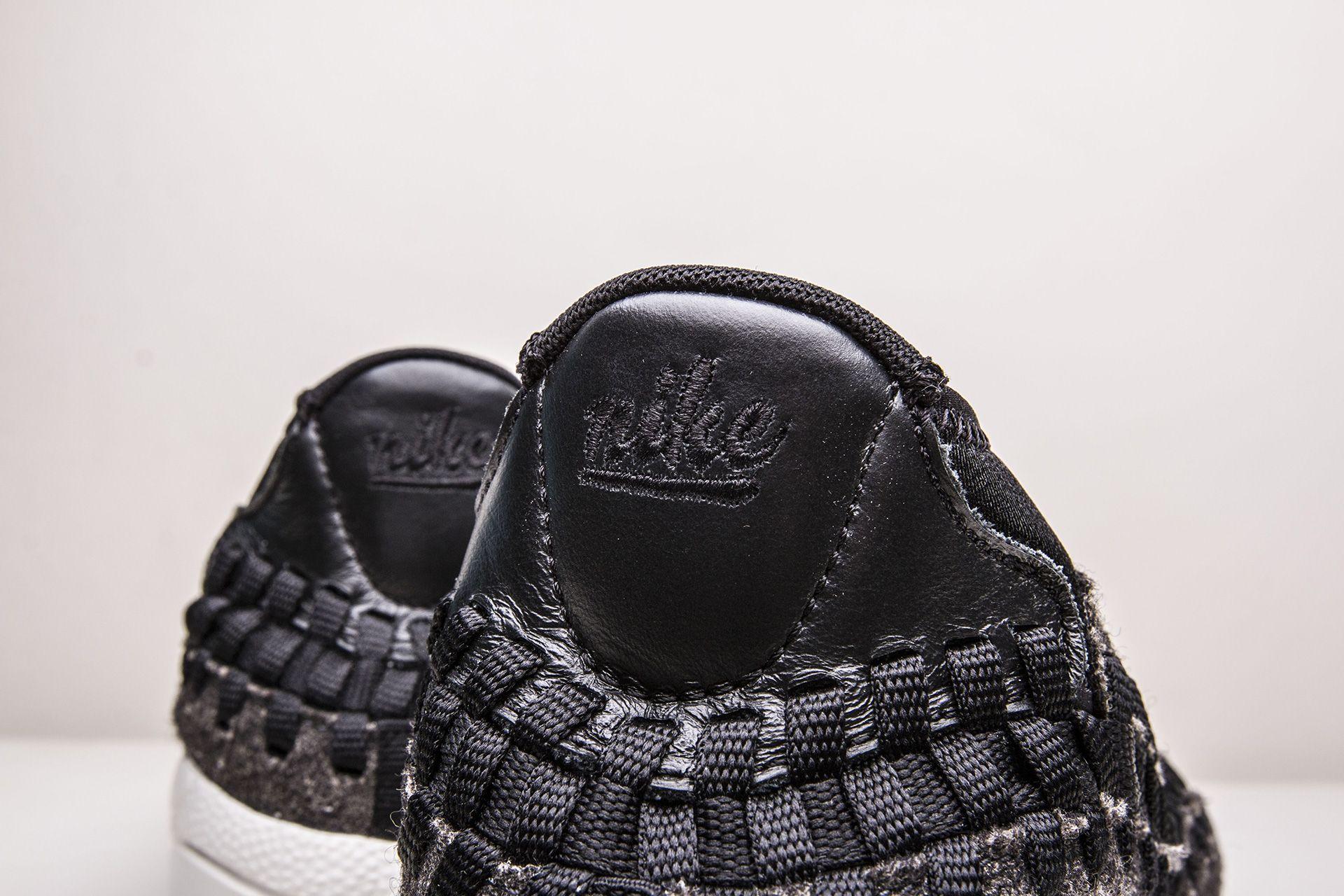 info for 9d99b f0025 ... Купить мужские черные кроссовки Nike Air Footscape Woven Chukka SE - фото  7 картинки ...