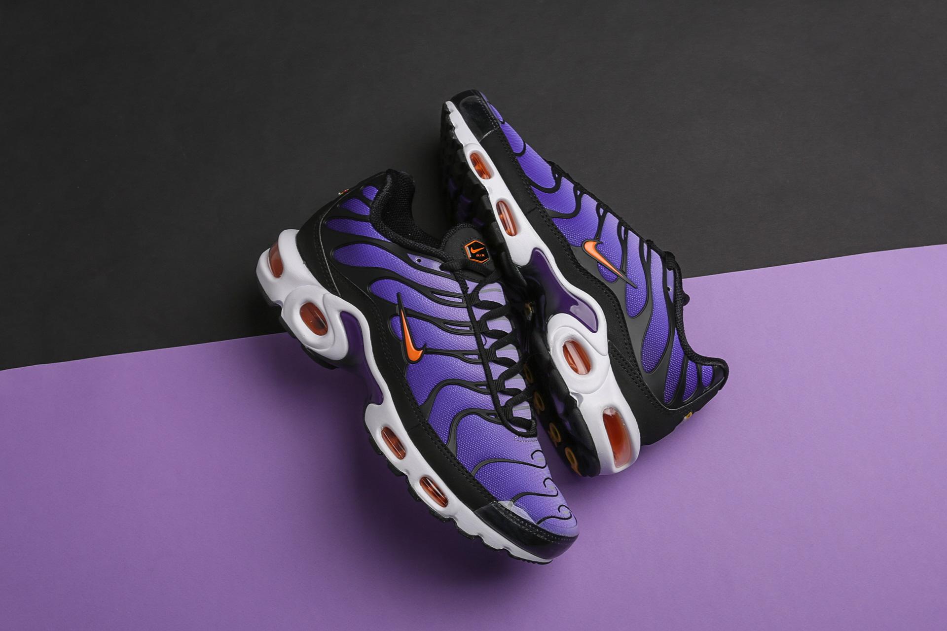 2ec27d9f88a8f9 Купить фиолетовые мужские кроссовки Air Max Plus OG от Nike (BQ4629 ...
