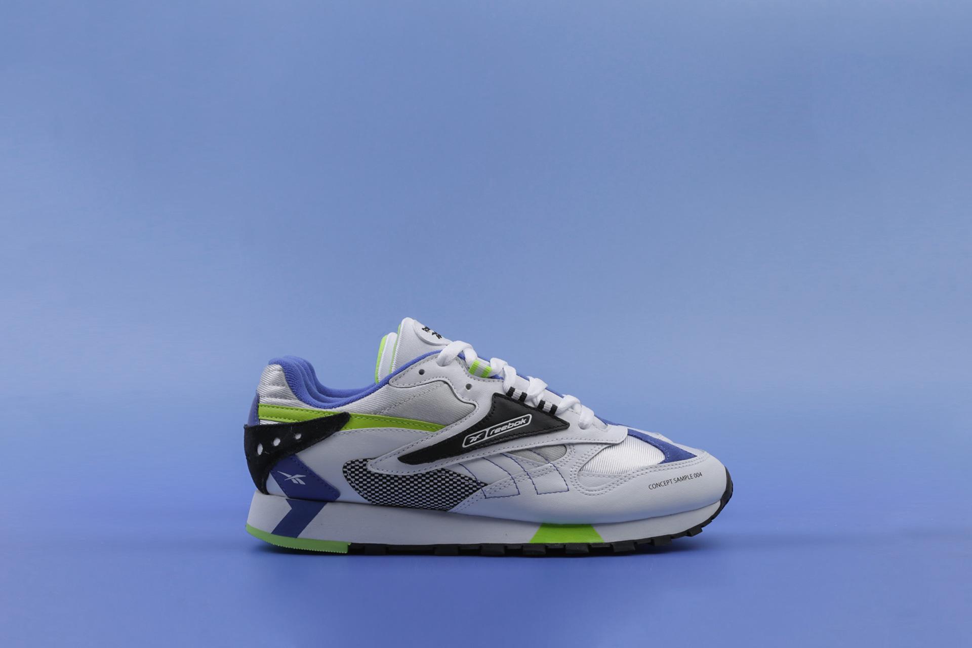9885e392 Купить белые мужские кроссовки Classic Leather ATI 90S от Reebok ...