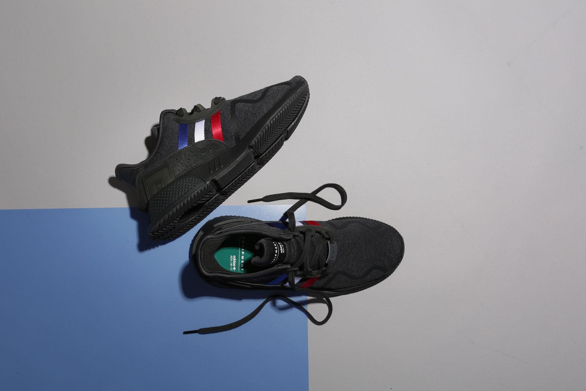 new style c9bea 7ab3d Купить серые мужские кроссовки EQT CUSHION ADV от adidas ...
