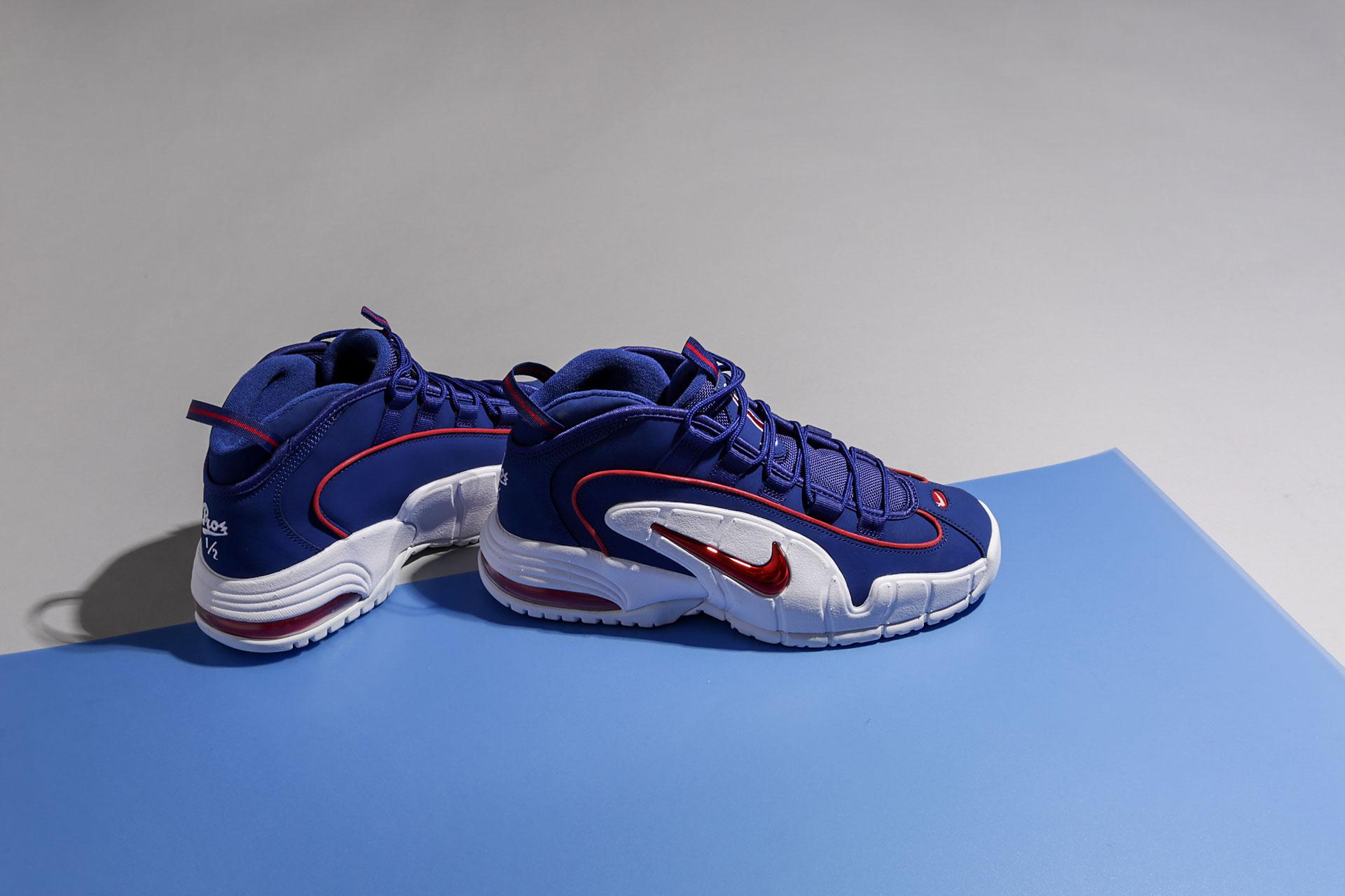 brand new b03b1 ec187 Купить мужские синие кроссовки Nike Air Max Penny