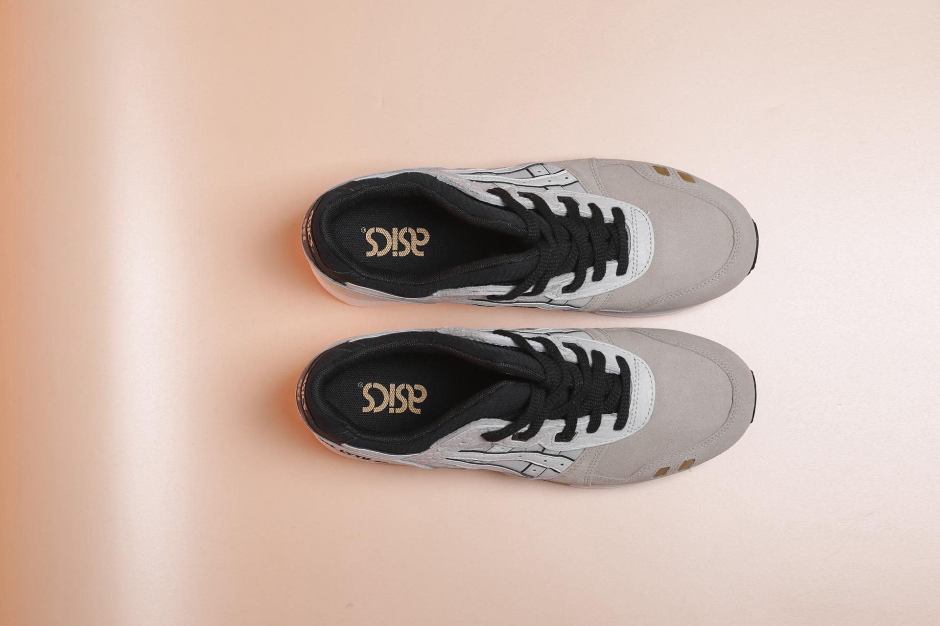 ... Купить мужские бежевые кроссовки ASICS Gel-Lyte III - фото 3 картинки  ... 3eccc56b57094