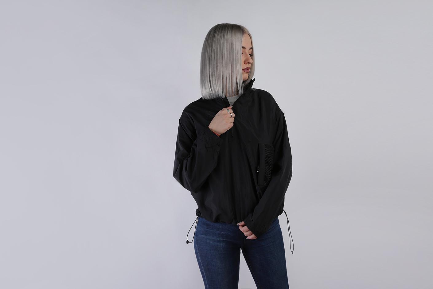 1a0eea86 Черная женская куртка ACG Anorak от Nike (BQ3615-010) по цене 9290 ...