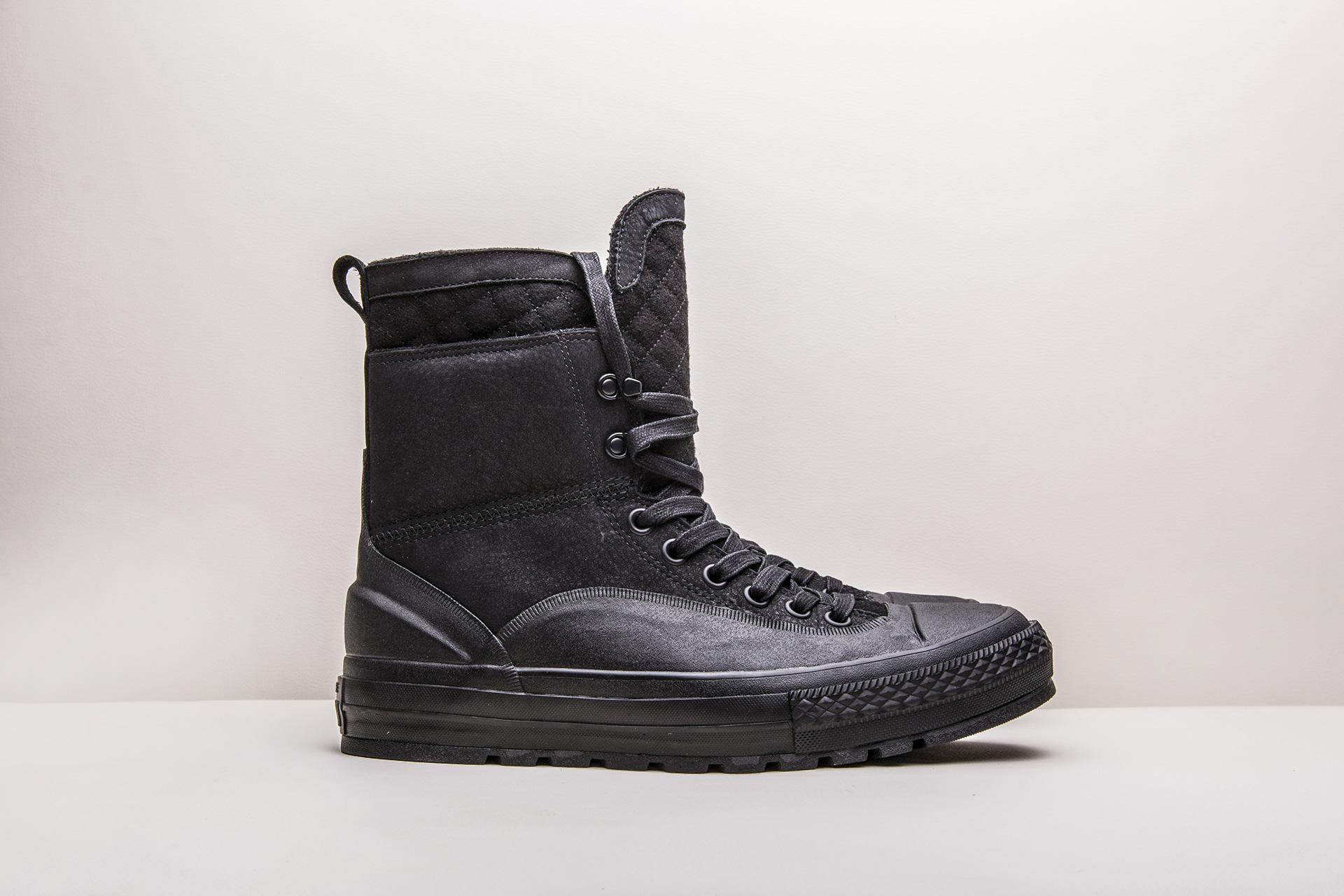 Купить черные мужские кеды All Star Tekoa X-Hi от Converse (153577 ... 677b8e37a7112