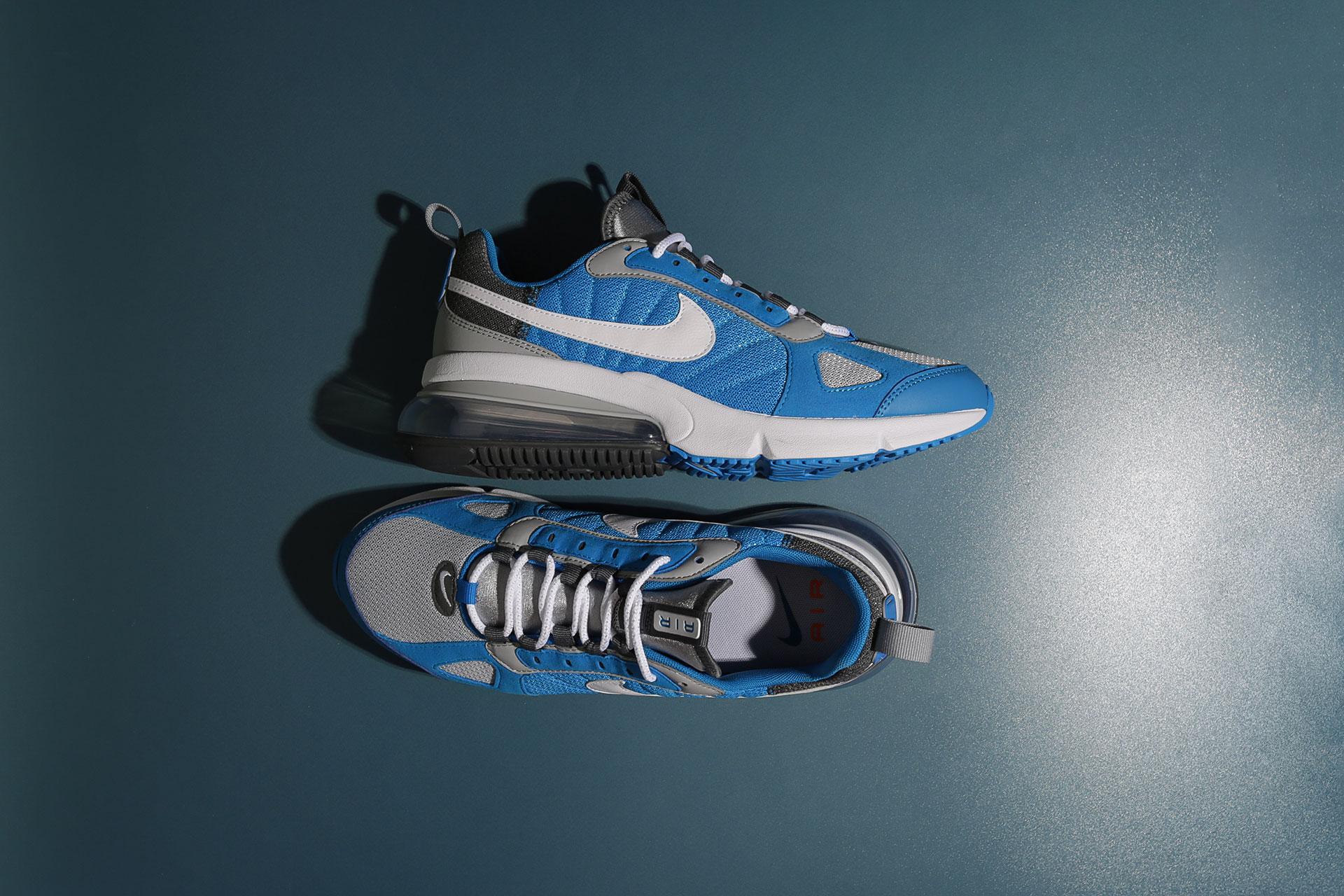 9f002fbe Купить голубые мужские кроссовки Air Max 270 Futura от Nike (AO1569 ...