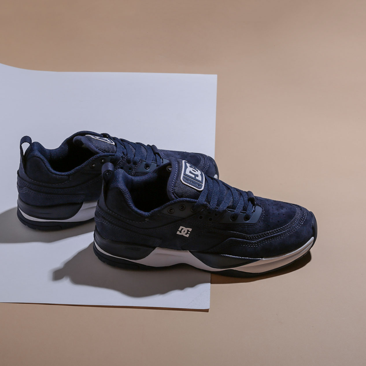 Кроссовки DC SHOES E.Tribeka ADYS700173-nvy
