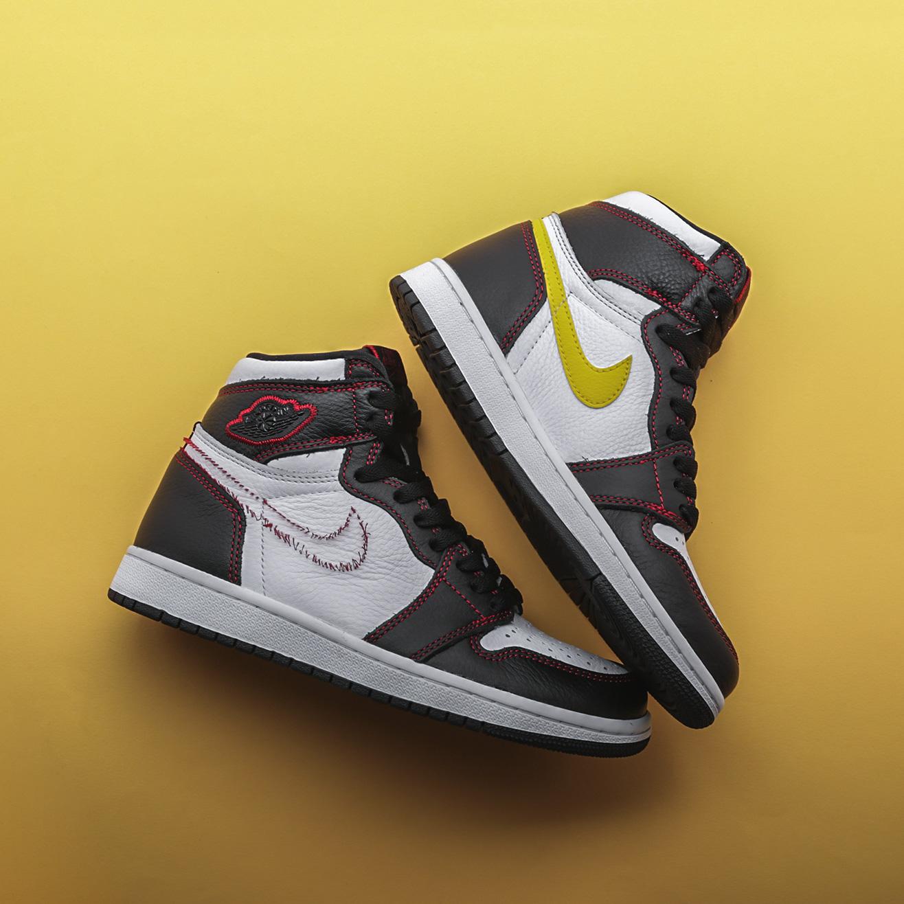 Кроссовки Jordan 1 High OG Defiant
