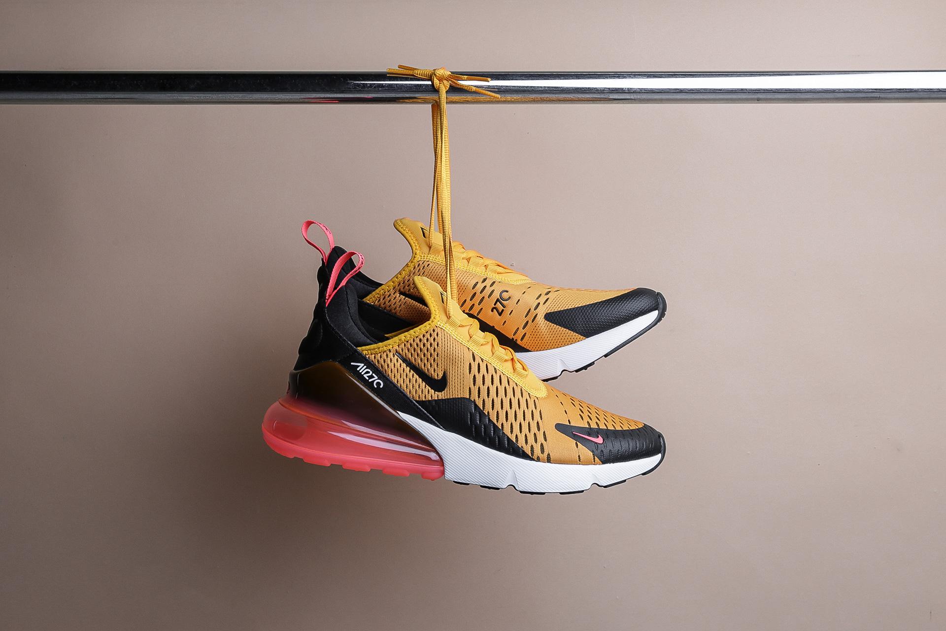 f7431cf1 Купить желтые мужские кроссовки AIr Max 270 от Nike (AH8050-004) по ...