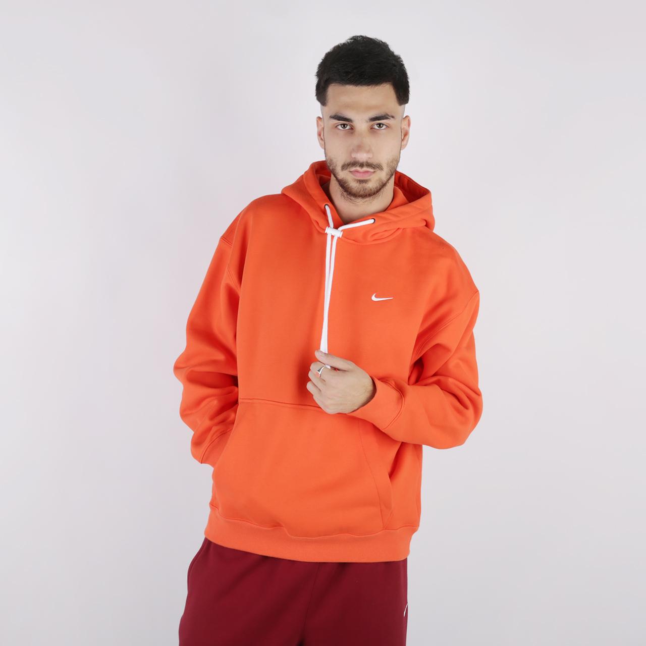 Толстовка Nike NRG Embroidered Swoosh