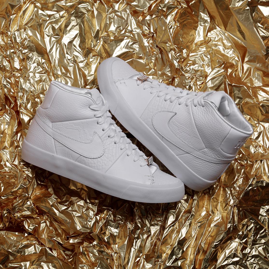 Кроссовки Nike Blazer Royal QS AR8830-100
