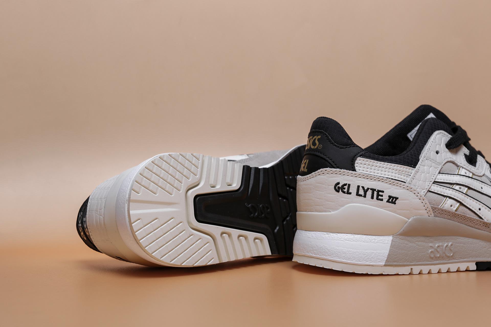 ... Купить мужские бежевые кроссовки ASICS Gel-Lyte III - фото 4 картинки  ... 83a9ca35f3940