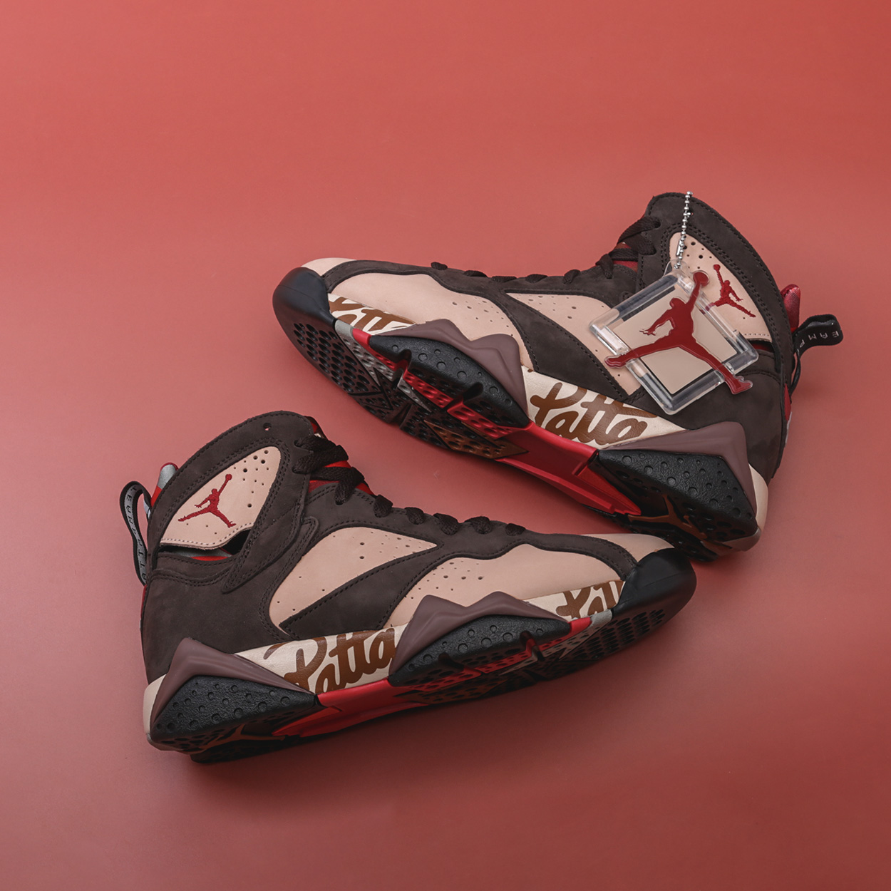 Кроссовки Jordan 7 Retro Patta