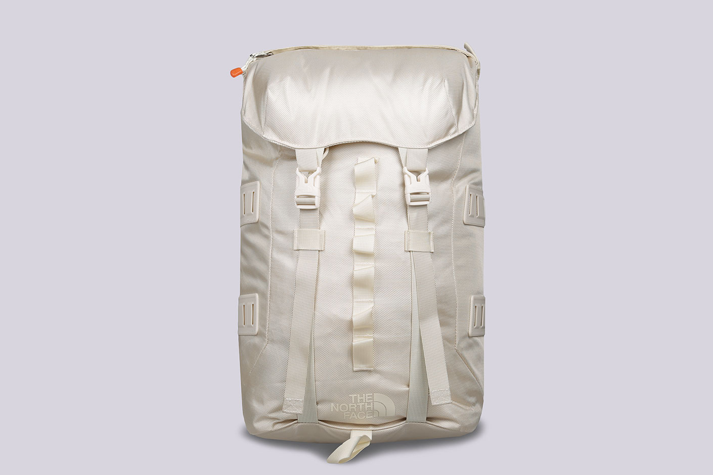 бежевый рюкзак The North Face Lineage Ruck 37L