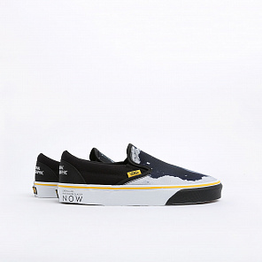 Кеды Vans Classic Slip-On x National Geographic