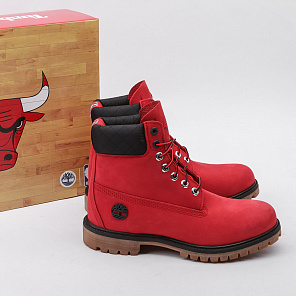 Ботинки Timberland Chicago Bulls NBA