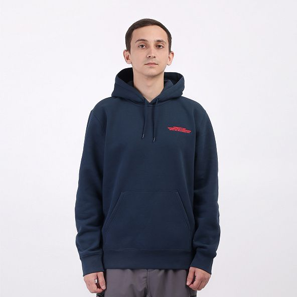 Толстовка Carhartt WIP Hooded International Operations Sw