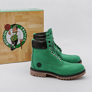 Ботинки Timberland Boston Celtics NBA